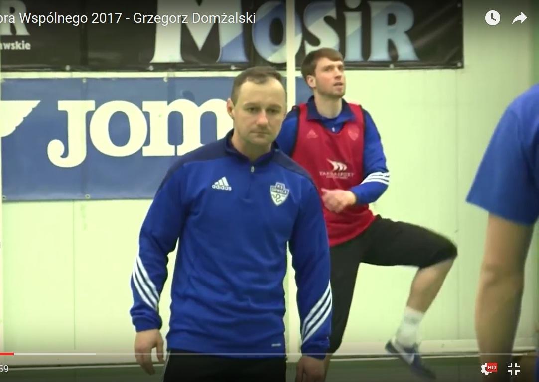 Miniatura filmu: Lur Zasłużony dla Dobra Wspólnego 2017 - Grzegorz Domżalski