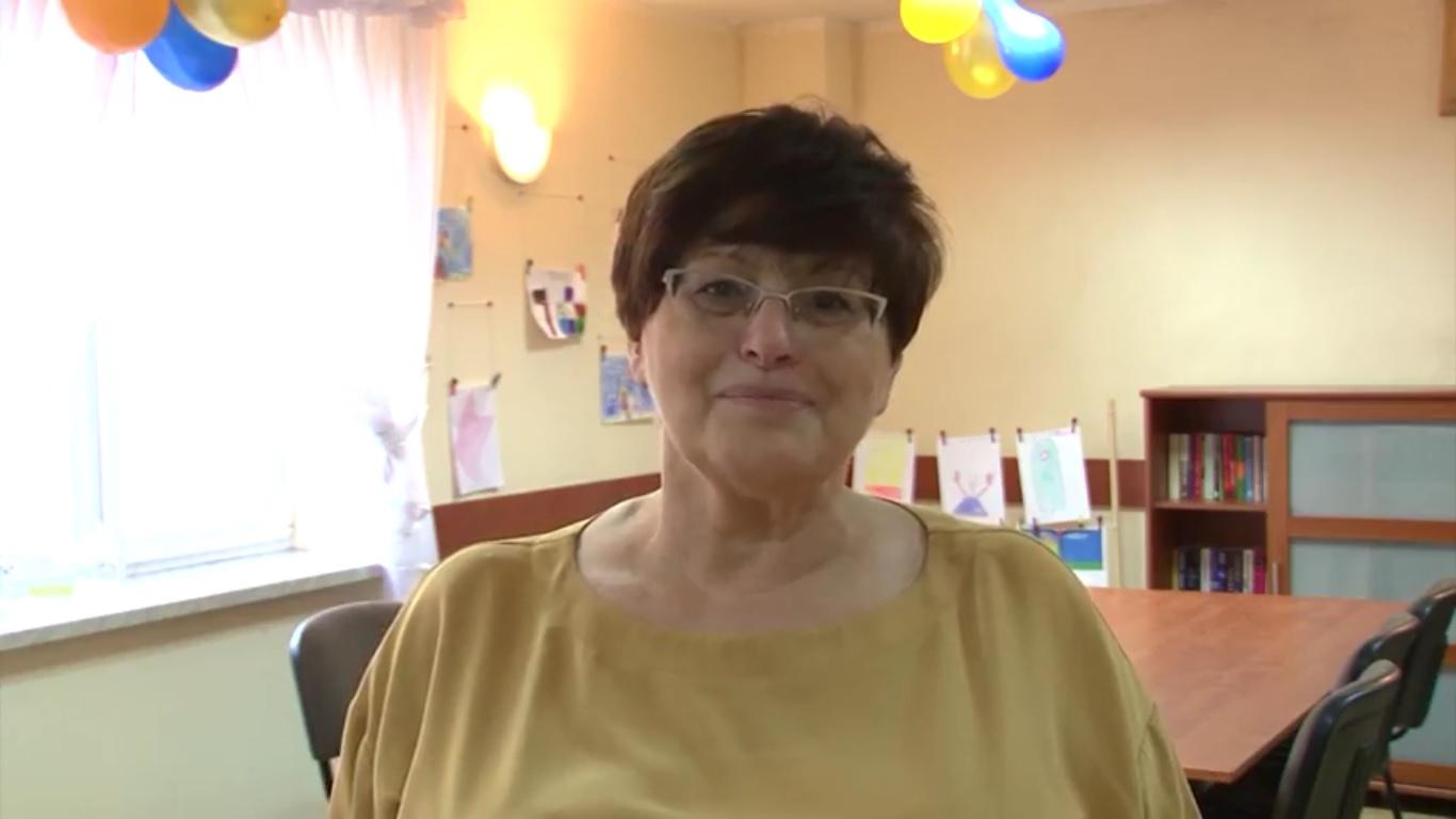 Miniatura filmu: Lur Zasłużony dla Dobra Wspólnego - Jolanta Lipszyc