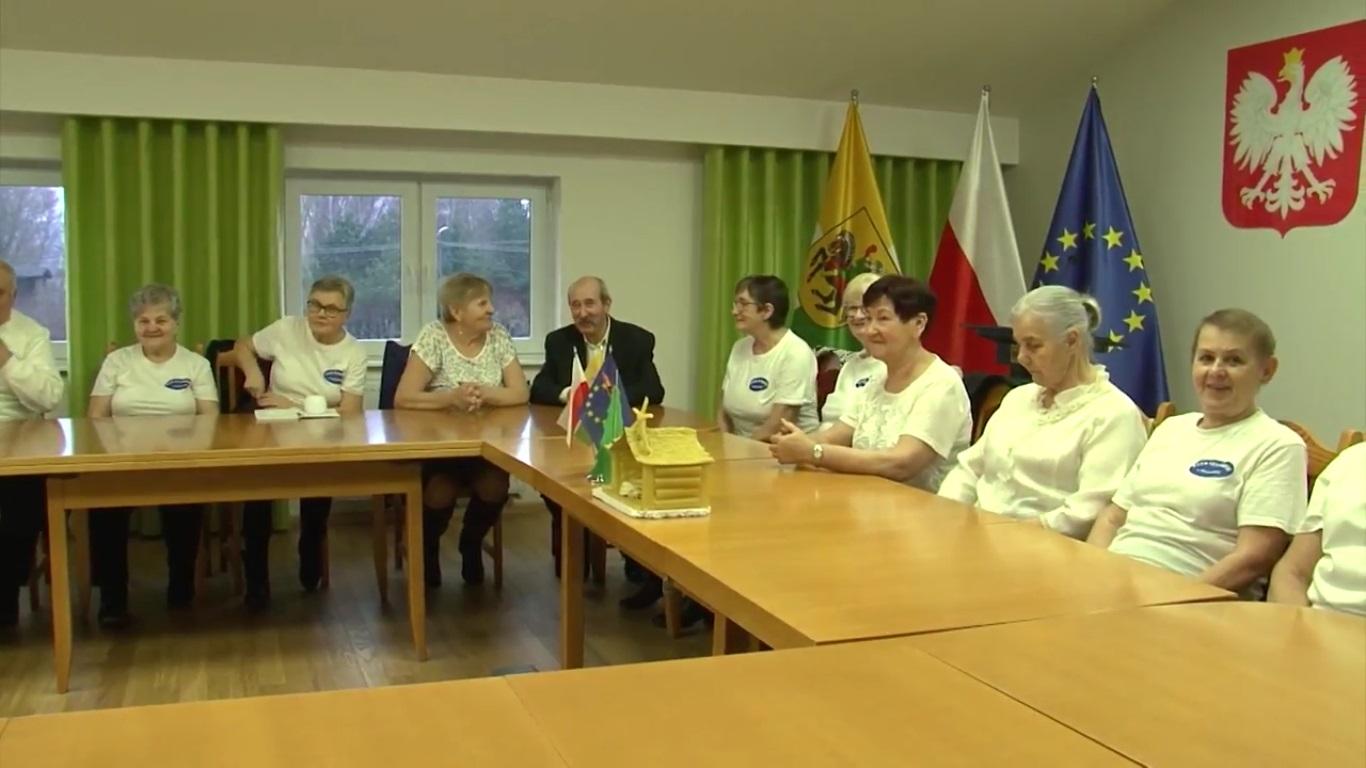 Miniatura filmu: Lur Zasłużony dla Dobra Wspólnego - Stowarzyszenie Klub Seniora w Mszanowie
