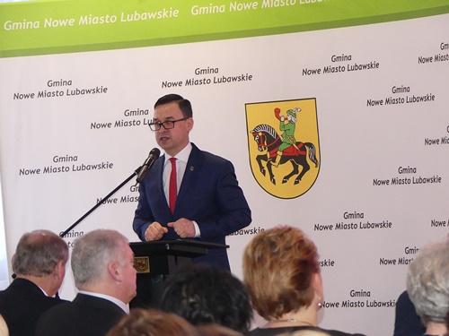Miniatura filmu: Konferencja i Toast Noworoczny 2018 w Mszanowie 5 stycznia 2018 roku