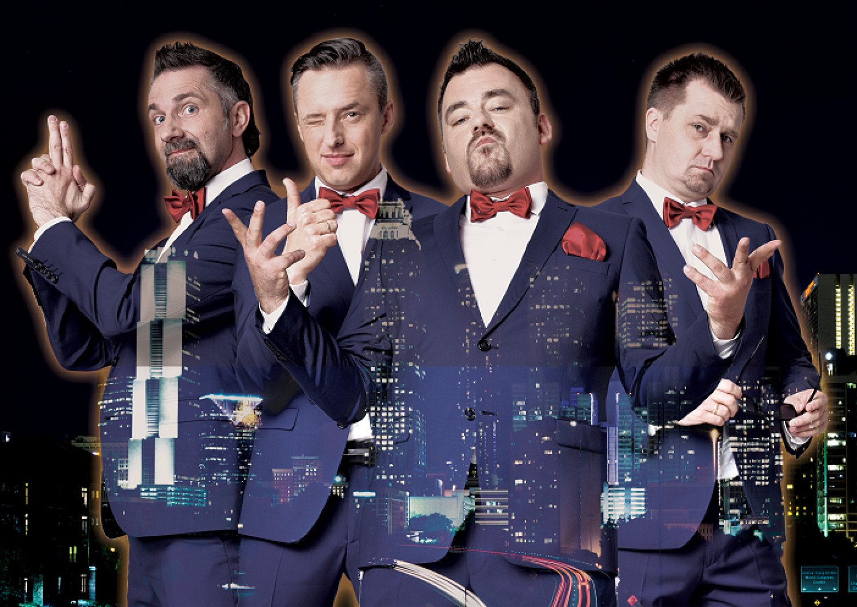 Miniatura filmu: Kabaret Młodych Panów zaprasza na IV Bratiańską Noc Kabaretową!
